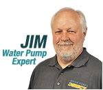 Jim, The Water Pump Expert