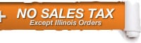 Tax-Free Water Pumps Dealer - Excludes Illinois