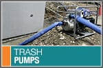 Top-Rated & Best-Selling Gas Trash Pumps