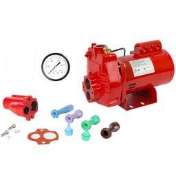 Convertible Red Lion Water Pumps