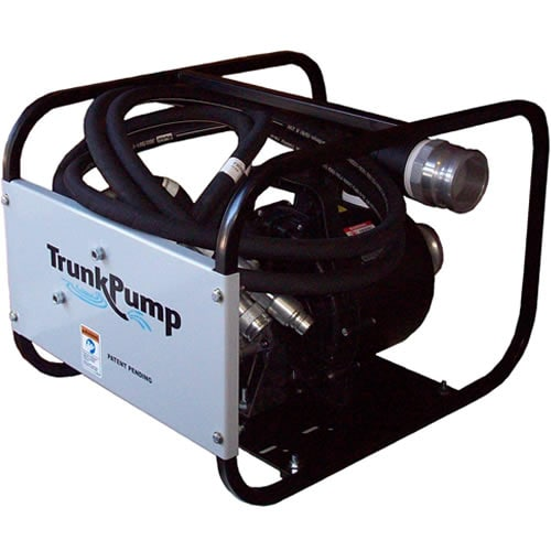 "TrunkPump TP-3HYD - 280 GPM (3"") Hydraulic Drive Water Pump (Skid Steer)"