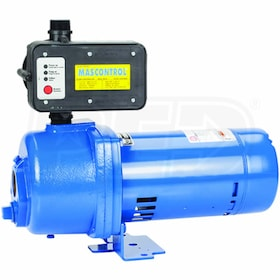 Lancaster Pump SK75BOSS125 - 3/4 HP City Boss Water Pressure Booster Pump w/ MASCONTROL®