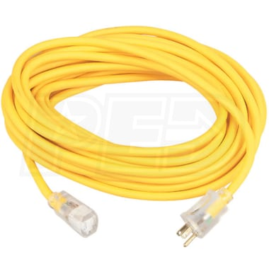 Coleman Cable Polar/Solar 12 GA, 50 FT Extension Cord