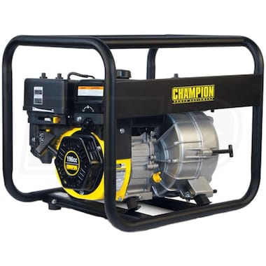 "Champion 66525 - 343 GPM (3"") Semi-Trash Water Pump"
