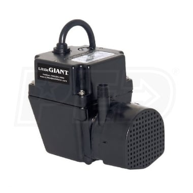 "Little Giant MPDA - 5.8 GPM (3/8"") Submersible Dual Purpose Utility Pump"