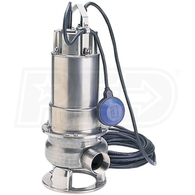 "Honda WSP100AA - 150 GPM (2"") Submersible Trash Pump w/ Float Switch (Scratch & Dent)"