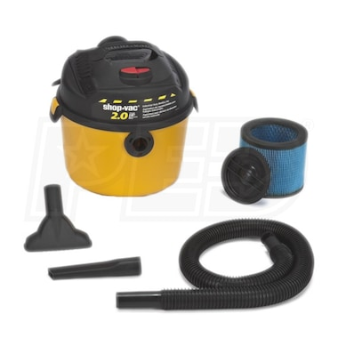 Shop-Vac 2.5-Gallon 2.0-HP Wet/Dry Vac