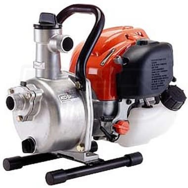 "Koshin SEH-25L - 30 GPM (1"") Water Pump w/ Honda GX Engine"