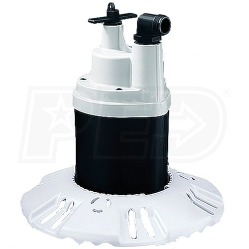 Simer 2115 30 Gpm 1 4 Hp Automatic Pool Cover Pump
